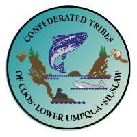 Confederated tribes logo